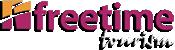 Free Time Travel - Resmi Logo